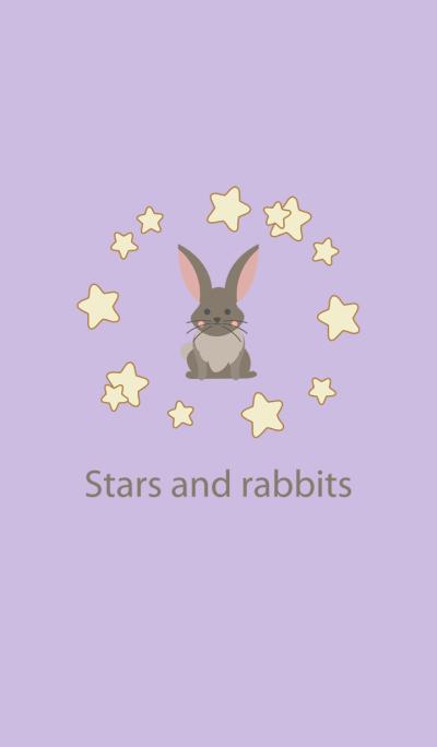 Stars and rabbits