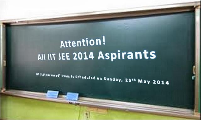 IIT-JEE 2014