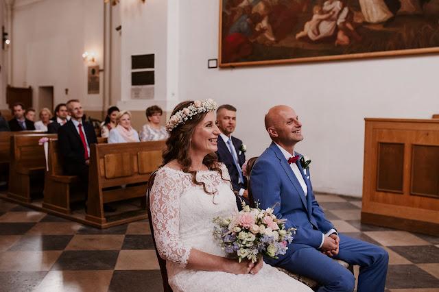 Reportaż ze ślubu Moniki i Marcina