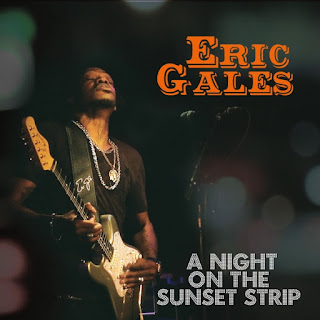 Eric Gales' A Night On The Sunset Strip