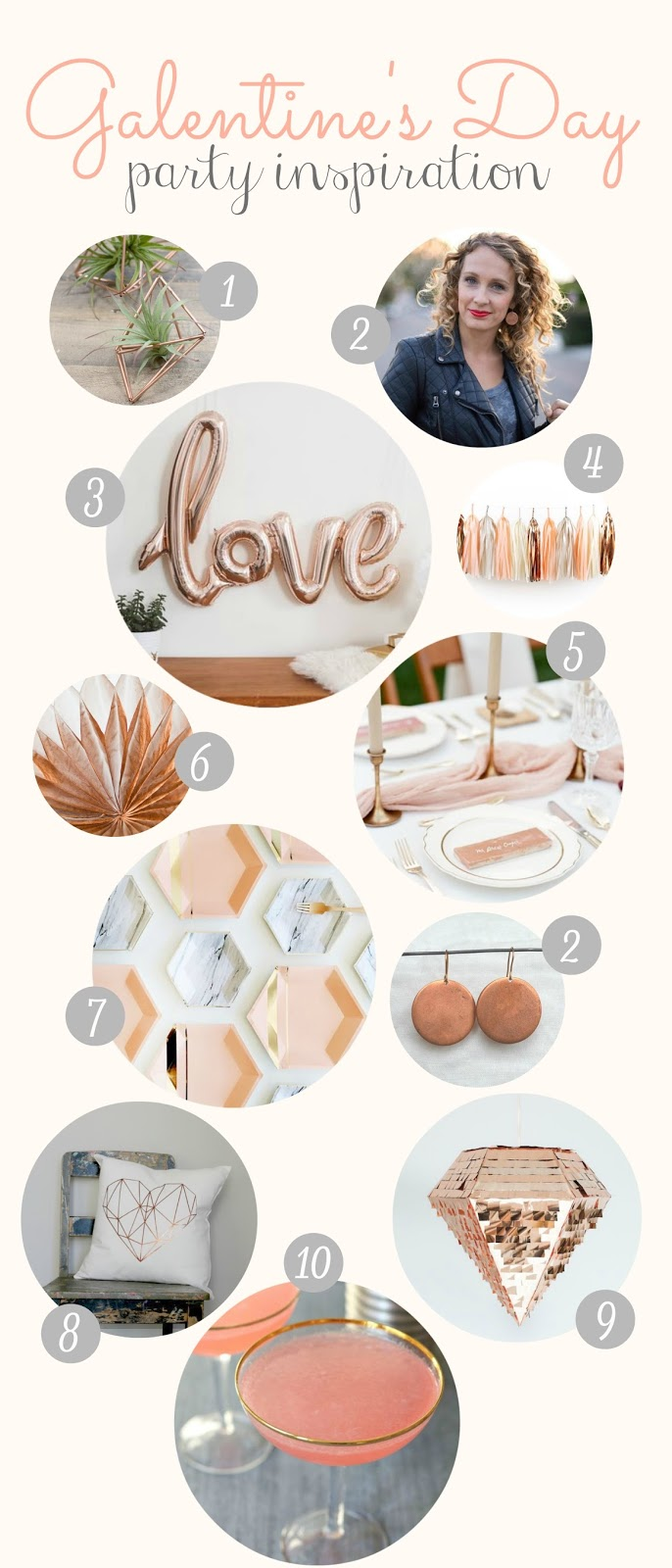 galentine party inspiration
