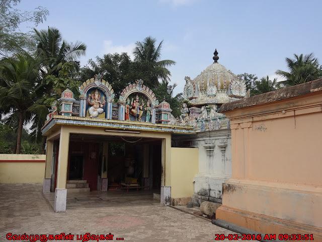 Karuvalarcheri Shiva Temple