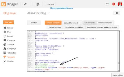 Mengembalikan Ordered List Hilang Pada Blog