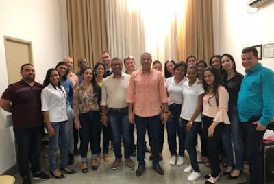 Alagoinhas: Prefeitura dá posse a novos servidores da SESAU e da SEMAS