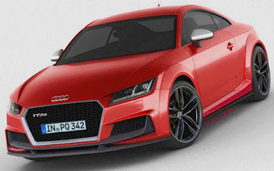 2016 Audi TT Coupe Hd Wallpaper
