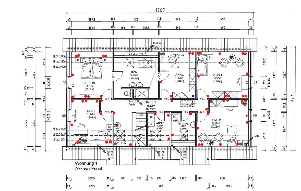 familienprojekt einfamilienhaus mit einliegerwohnung. Black Bedroom Furniture Sets. Home Design Ideas