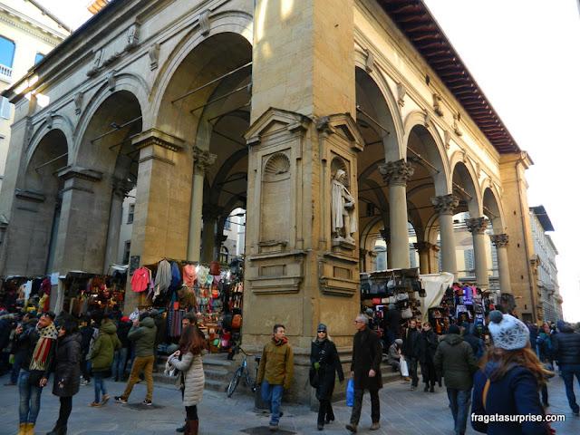 Mercado del Porcellino, Florença