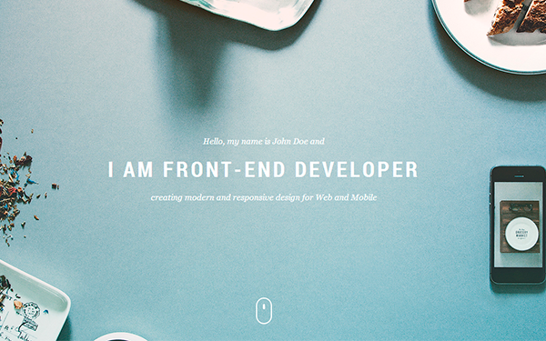 Love - Bootstrap Themes and Templates: Aurora | One-Page