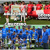 ESPORTE: Amazonas X Cruzeiro fazem o jogo da decisão do Campeonato Manicoreense sábado dia 10