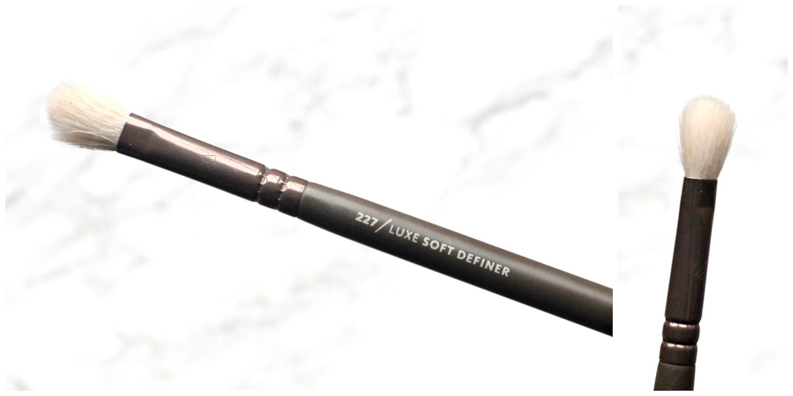 zoeva en taupe 227 soft definer shader zoeva eyeshadow brush review