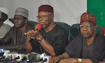 Getting remarkable spokesperson in APC that can match Lai Mohammed is difficult- Oyegun