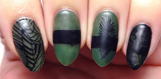 Matte Nails