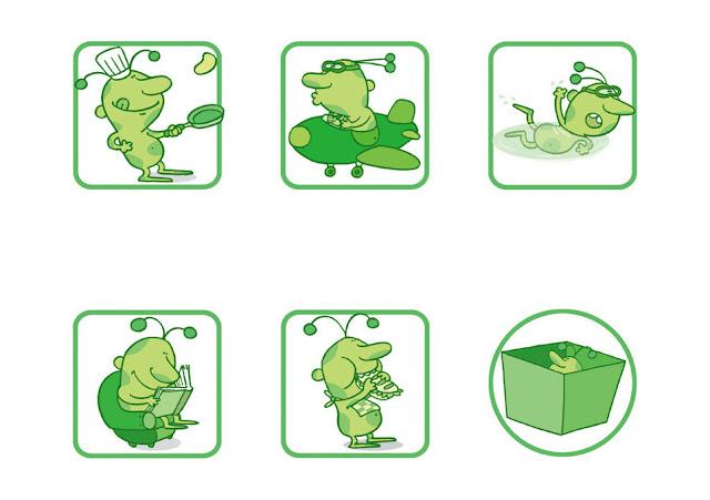 pictogramas, ana sáez del arco, illustration, ilustración