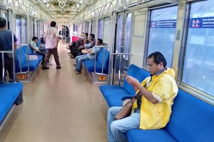 Cara Mengenali Stasiun Commuter Line Dari Warnanya