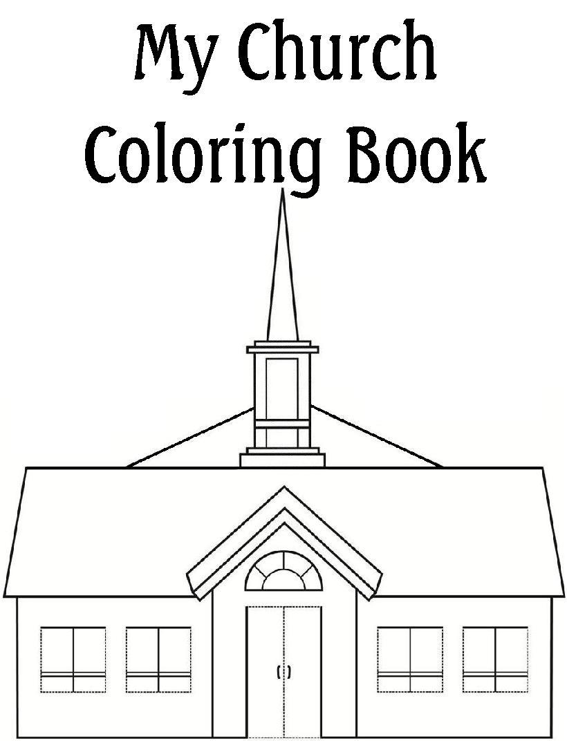 Sketsa Gambar Gereja Garlerisket