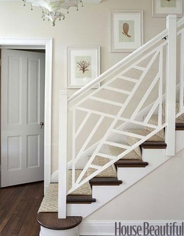 Una escalera dos opciones ministry of deco - Como pintar una escalera interior ...