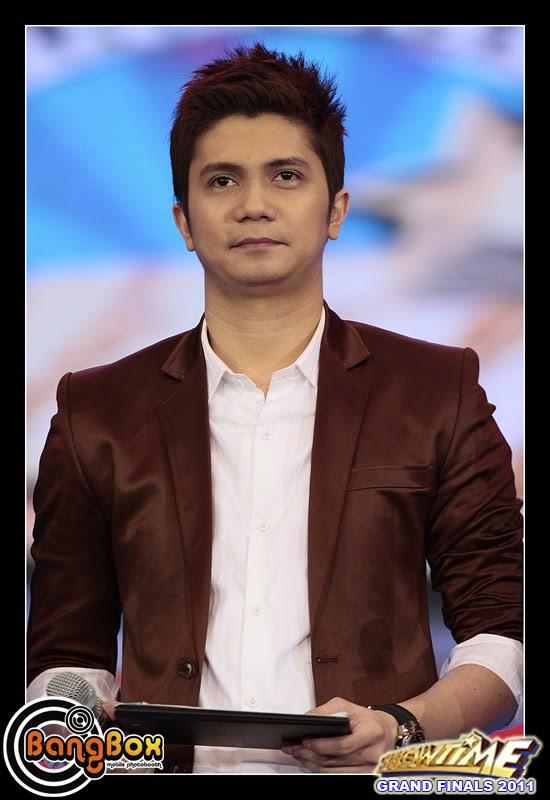 Vhong Navarro Filipino Dancer Actor Ferdinand Hipolito