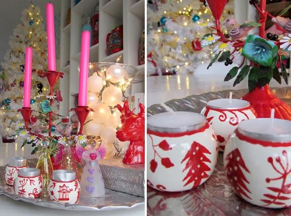 Al een vrolijke kerst handwerkjuffie