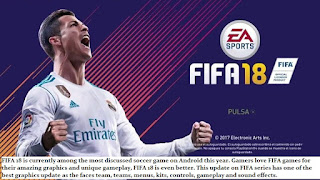 FIFA 2018 Apk Offline Version Mod Download For Android