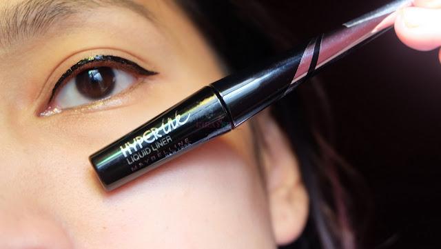 Keunikan Dari Crayon Liner Dari Eyeliner Meybelline