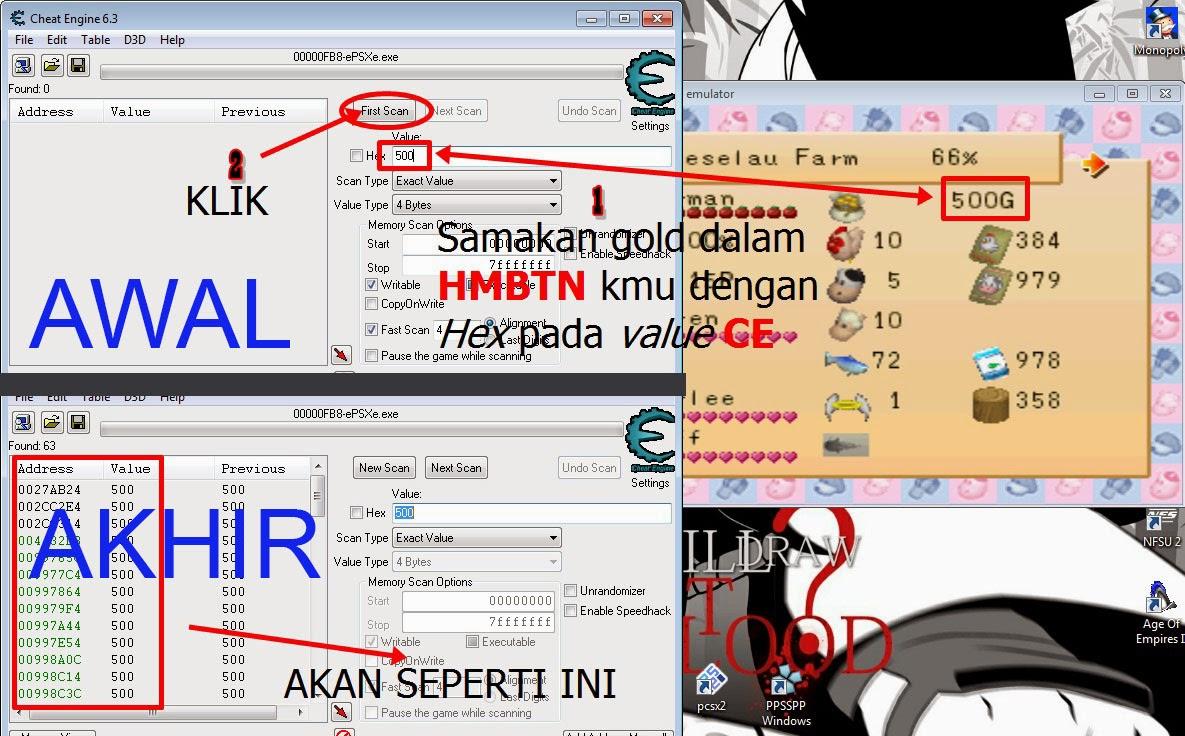Harvest Moon Back To Nature Psx Emulator Cheats Codes idea gallery
