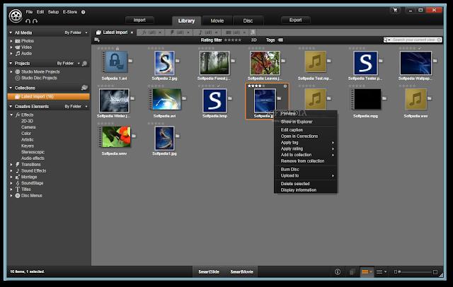تحميل برنامج تحرير الفيديو Pinnacle Studio Ultimate