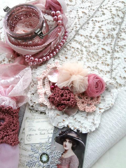 DIY Victorian Necklace