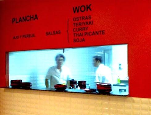 restaurante ¡Ke Wok!