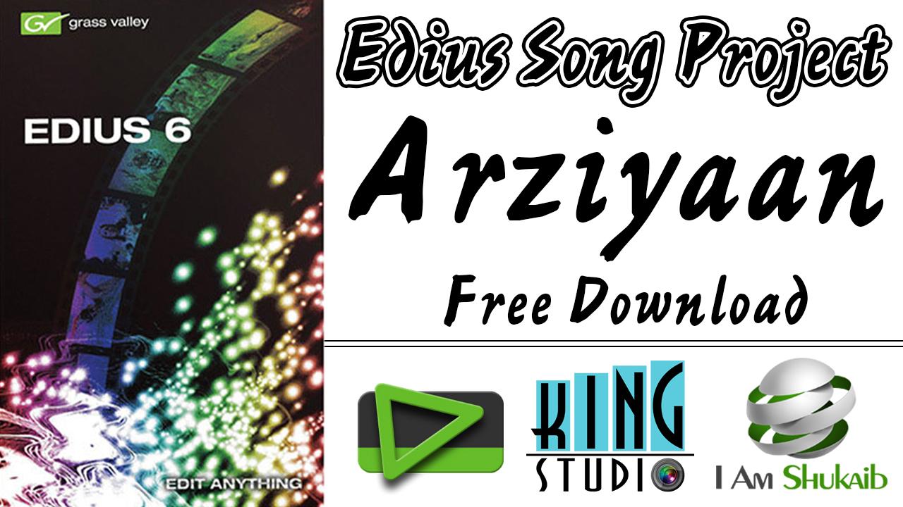 Edius wedding project free download (Windows)