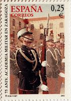 75º ANIVERSARIO ACADEMIA MILITAR EN ZARAGOZA