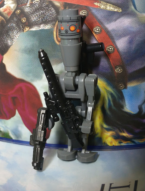IG-88, bounty hunter, Star Wars