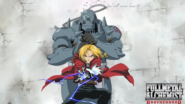 Fullmetal Alchemist: Brotherhood Sub Indo