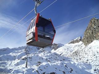 nuova cabinovia presena adamello ski tonale