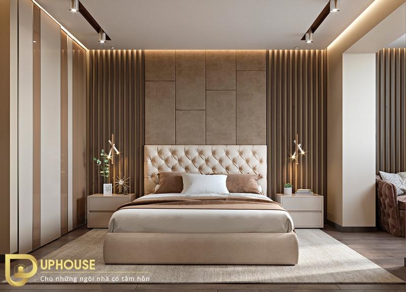 Phòng ngủ phong cách tân cổ điển 05