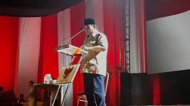 Prabowo Klaim Dapat Dukungan PPP Hasil Muktamar, Bukan yang Akal-akalan