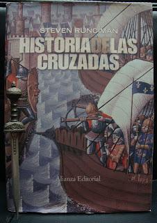 Portada del libro Historia de las Cruzadas