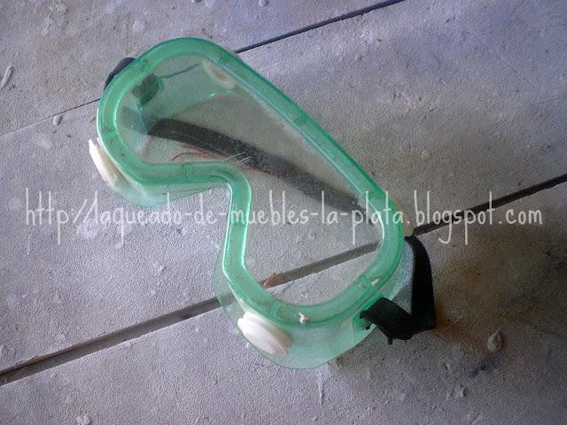 Protección ocular gafas