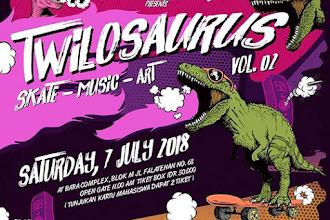 Event Report: TWILOSAURUS VOL.2