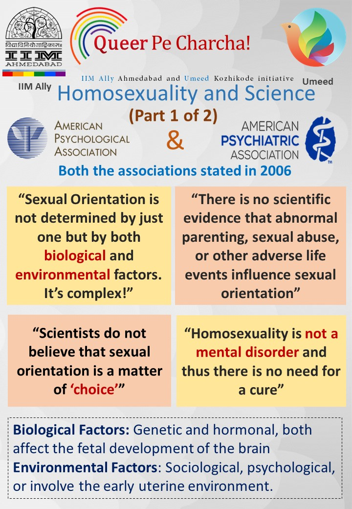 The science of sexual orientation