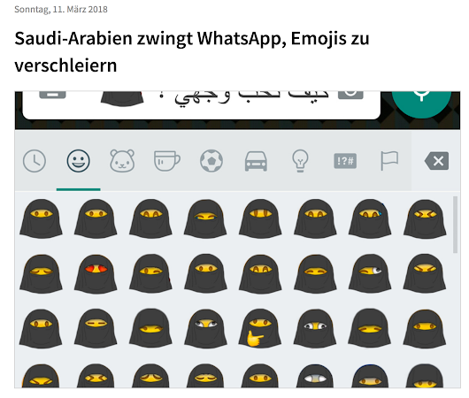 Neues bei Whats App