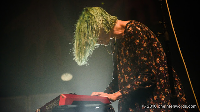Grouplove at The Danforth Music Hall on October 30, 2016 Photo by John at One In Ten Words oneintenwords.com toronto indie alternative live music blog concert photography pictures