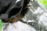 Haken: Formbelt® Laufhose Damen mit Tasche lang - leggins stretch-hose Lauf-tights für Smartphone Iphone Handy Schlüssel yoga