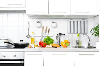 Desain Dapur Sehat