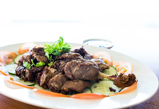 Leong Ji Seafood Resturant