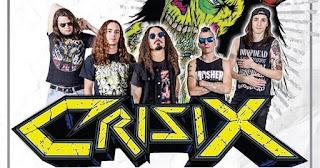 CRISIX Thrash Metal