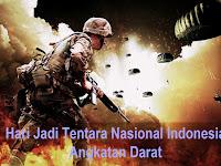 Hari Jadi Tentara Nasional Indonesia Angkatan Darat