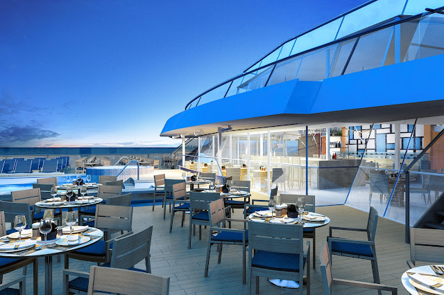 The Aquavit Lounge, my favorite space on the Viking Longships, is taken to the next level onboard the Viking Star.  All photos: © Viking Cruises. Unauthorized use is prohibited.