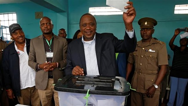 Kenya's government seeks to shut down election court cases