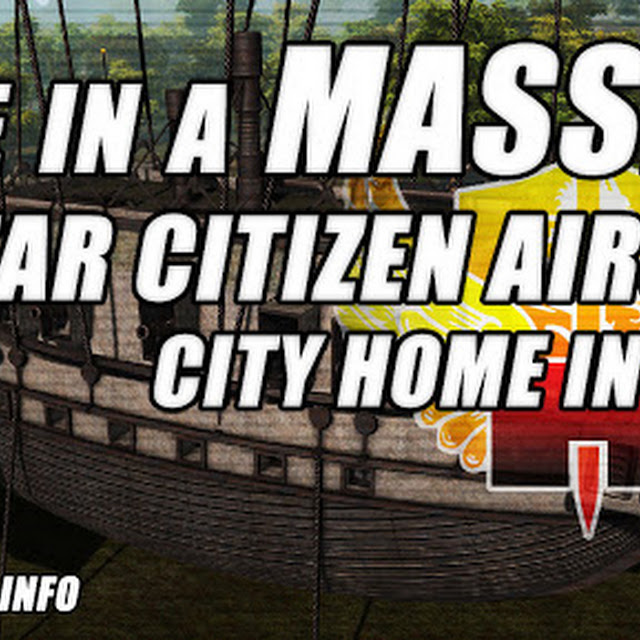 Live In A Massive Star Citizen Airship City Home In Shroud Of The Avatar