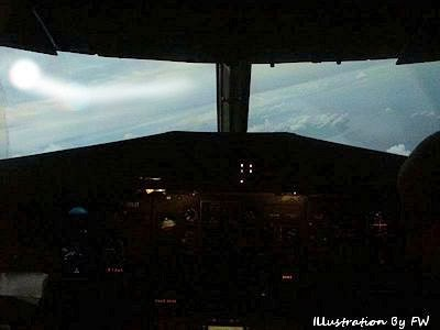 Airline Pilot Reveals Previous UFO Encounter During Flight